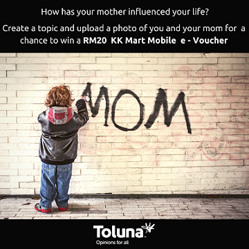 How has your mother influenced your life