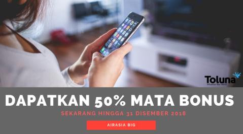 AirAsia 50% Promo